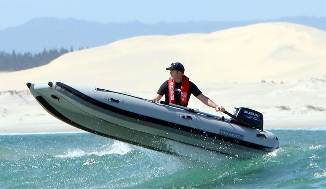 Stable Catamaran Image