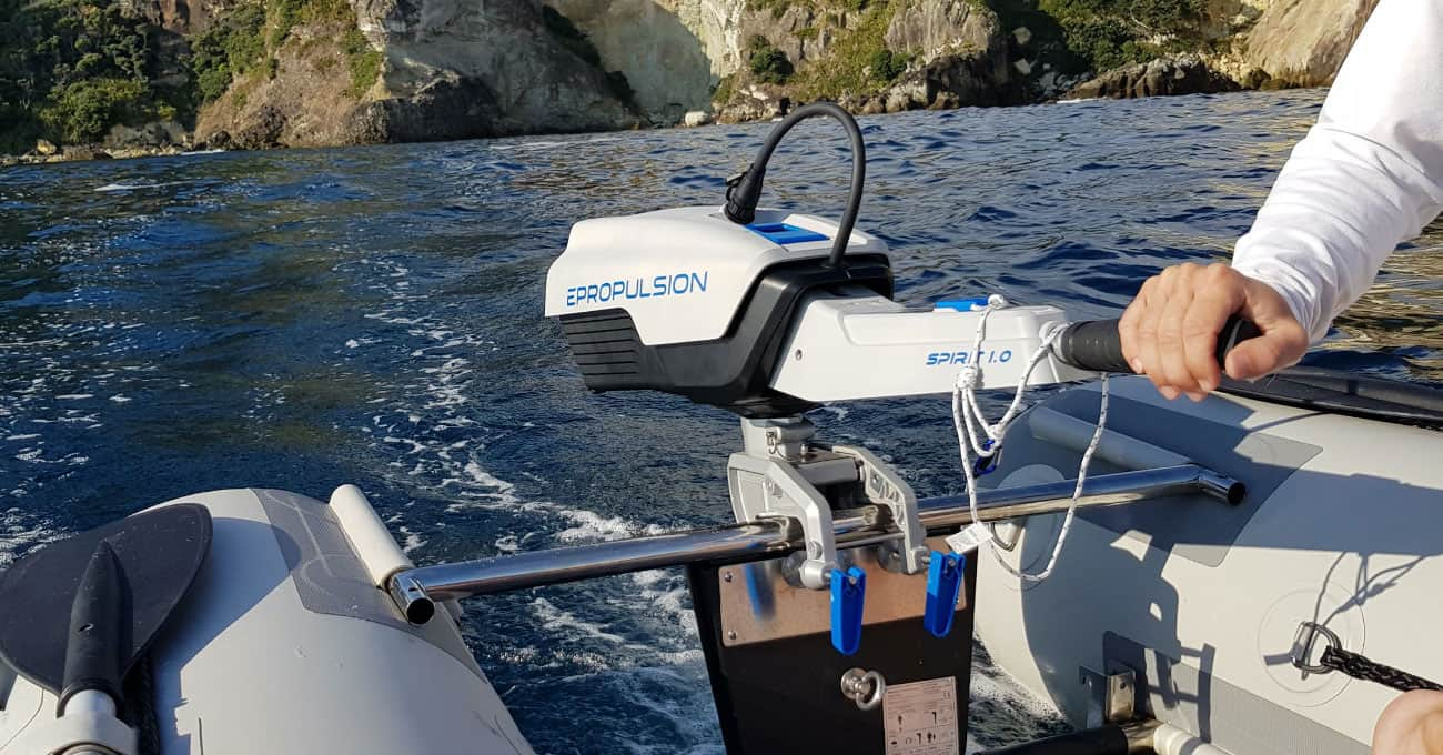 Outboard Powered Image